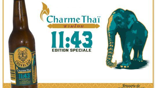 Charme Thaï Edition spéciale